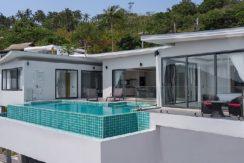 A vendre villa Chaweng Noi Koh Samui 0012