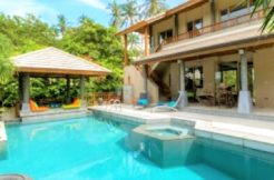 A vendre villa Maenam Koh Samui