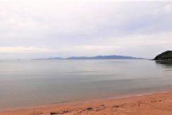 A louer terrain bord de mer à Bophut Koh Samui 0005