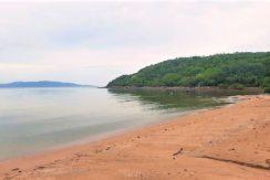 A louer terrain bord de mer à Bophut Koh Samui 0009