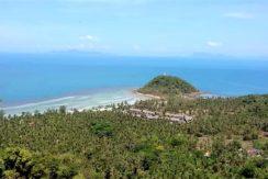 A vendre terrain Bang Makham Koh Samu