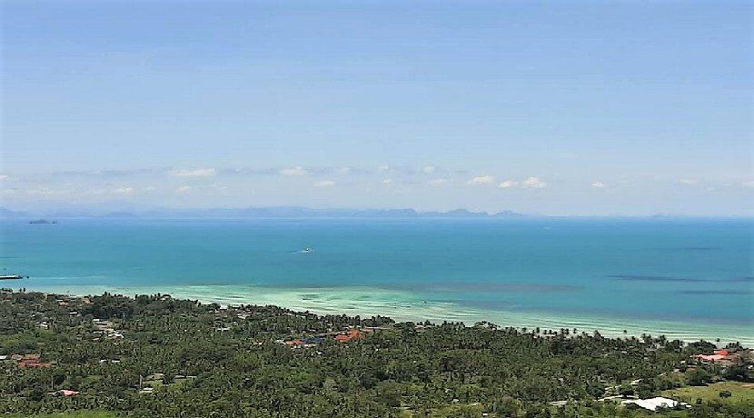 A vendre terrain Koh Samui Bang Makham 0002