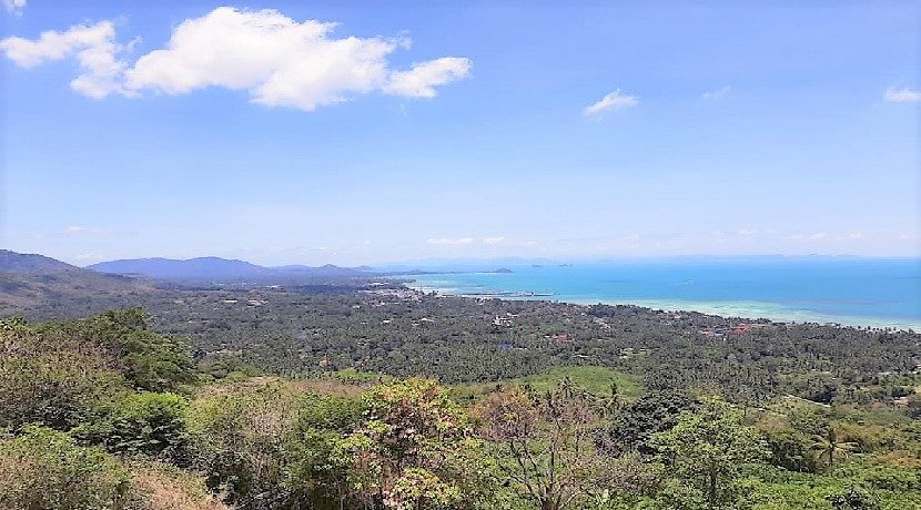 A vendre terrain Koh Samui Bang Makham 0008