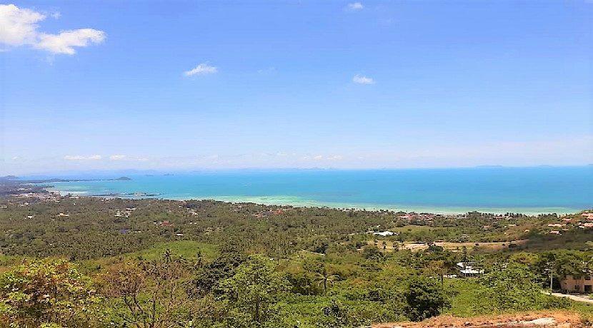 A vendre terrain Koh Samui Bang Makham 0017