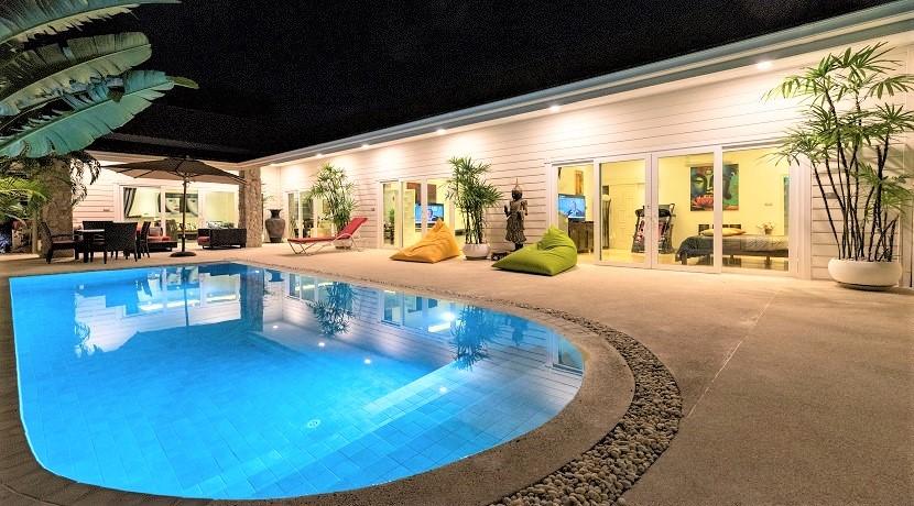 A vendre villa Plai Laem à Koh Samui – 2 chambres avec piscine