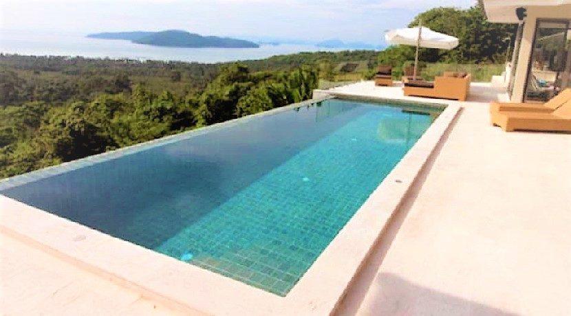 A vendre villa Thong Krut Koh Samui 0004