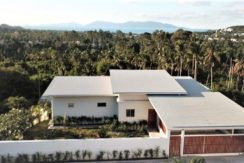 A vendre villa vue mer Bophut Koh Samui