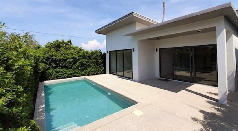 Achetez villa Bangrak Koh Samui – 3 chambres avec piscine
