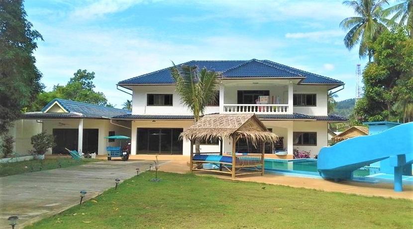 A louer Resort Lamai Koh Samui – 9 chambres – piscine avec toboggans