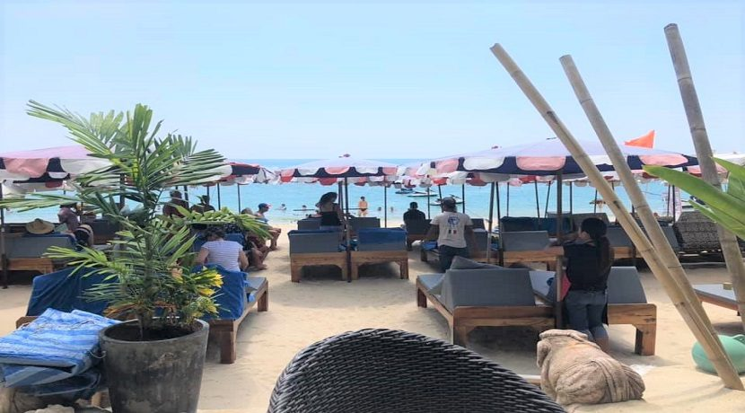 A vendre restaurant plage Lamai Koh Samui 001