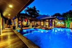 A vendre villa Balinaise Bophut