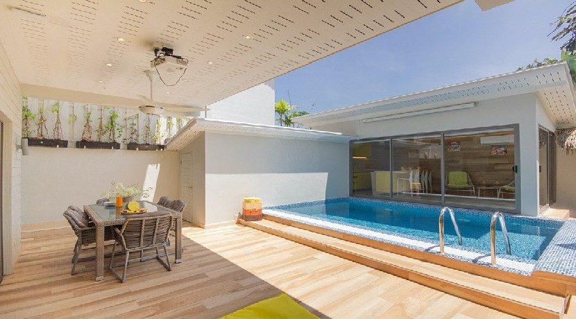 A vendre villa Ban Tai à Koh Samui0021