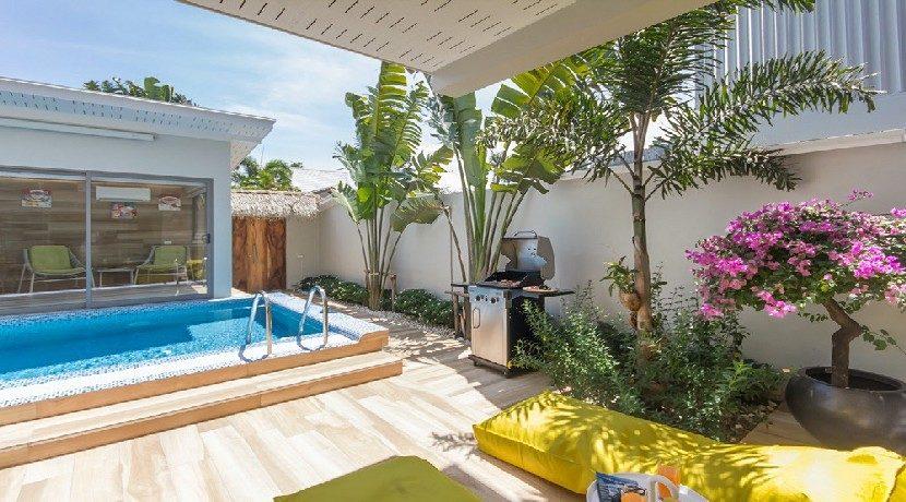 A vendre villa Ban Tai à Koh Samui0023