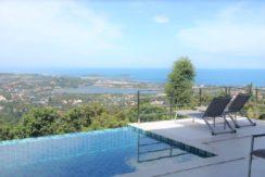 A vendre villa Chaweng hills Koh Samui0009