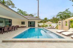 Villa à louer Lamai Koh Samui0004
