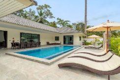 Villa à louer Lamai Koh Samui0007