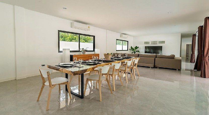 Villa à louer Lamai Koh Samui0008
