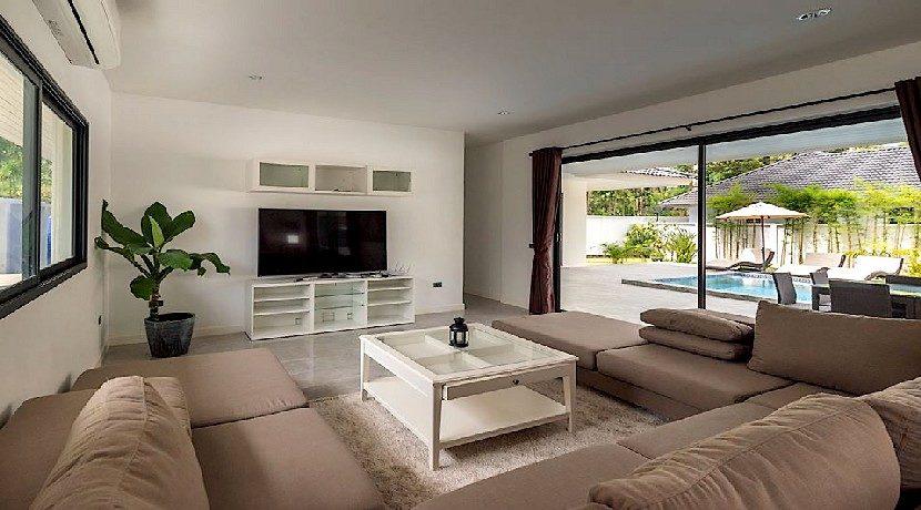 Villa à louer Lamai Koh Samui0010
