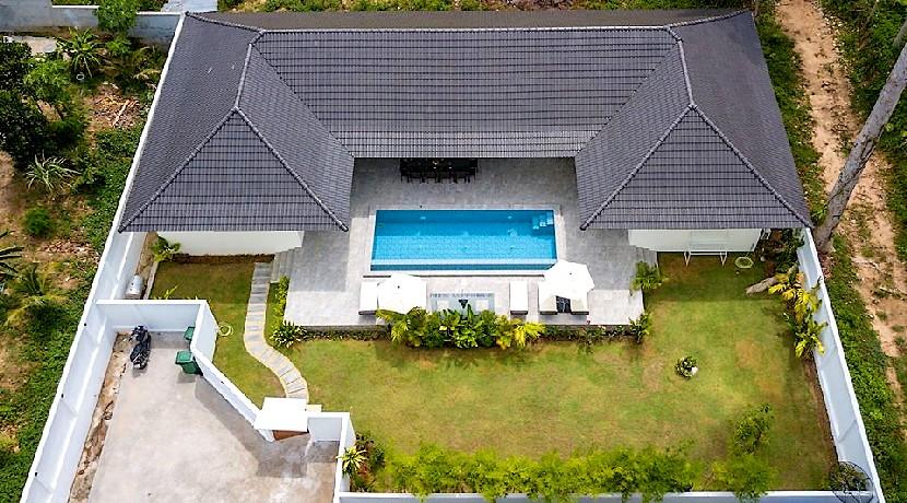 Villa à louer Lamai Koh Samui Meublée 5 chambres avec piscine
