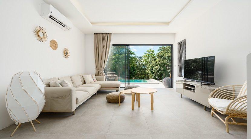 Villa Plai Leam à vendre sur Koh Samui -0001