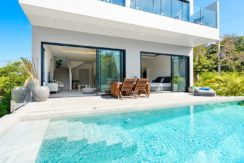 Villa Plai Leam à vendre sur Koh Samui -0008