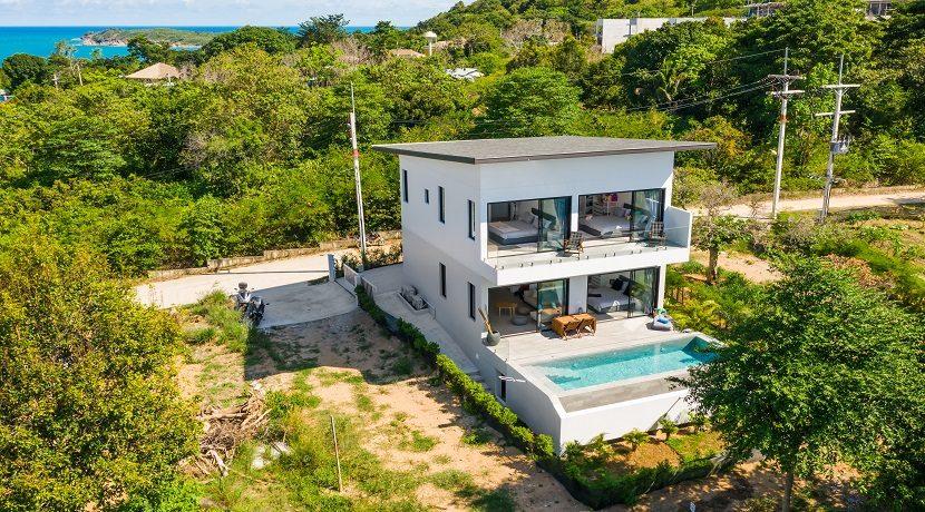 Villa Plai Leam à vendre sur Koh Samui -0010