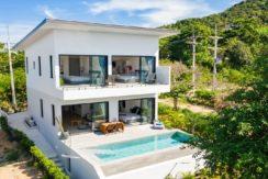 Villa Plai Leam à vendre sur Koh Samui -0011