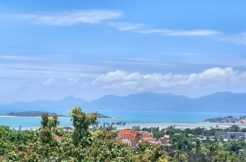A vendre terrain Plai Laem Koh Samui vue mer