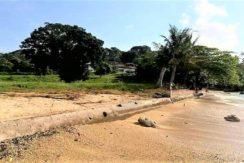 A vendre terrain bord de mer Lamai Koh Samui