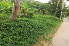 A vendre terrain plat Lamai Koh Samui 06
