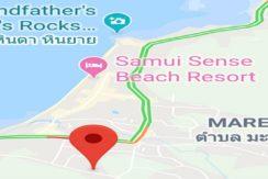 Lamai Centre terrain à vendre à Koh Samui 04