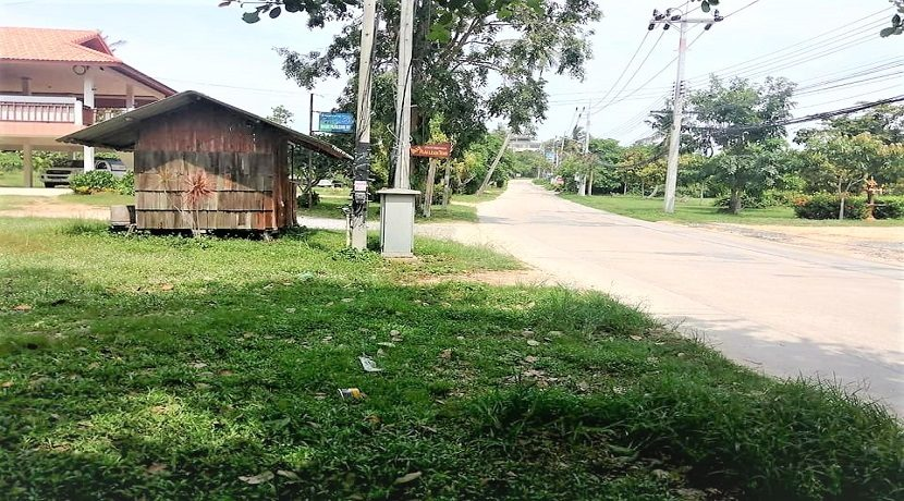 Terrain Choeng Mon Koh Samui à vendre 04