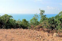 Terrain vue mer Ban Tai Koh Samui à vendre 02