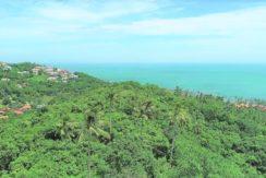 Terrain vue mer Ban Tai Koh Samui à vendre 03