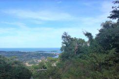 Terrain vue mer Ban Tai Koh Samui à vendre 04