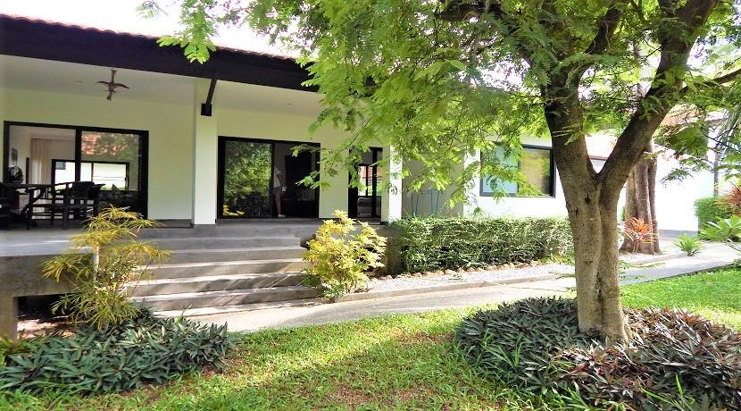 Villa à louer Bang Kao Koh Samui – 2 chambres – piscine commune