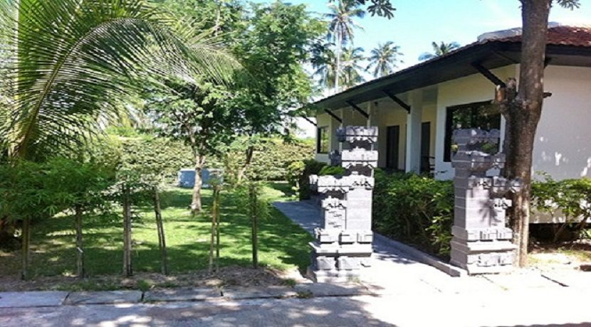 Villa à louer Bang Kao Koh Samui 005