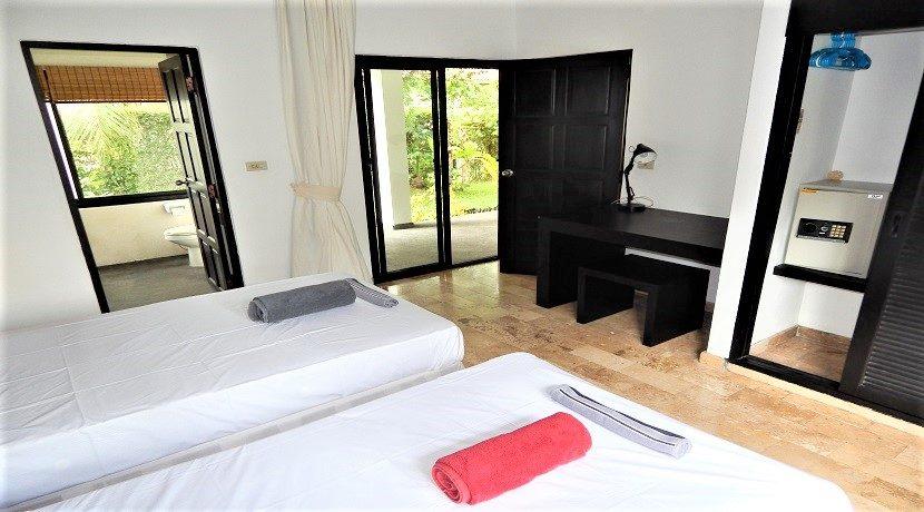 Villa à louer Bang Kao Koh Samui 013