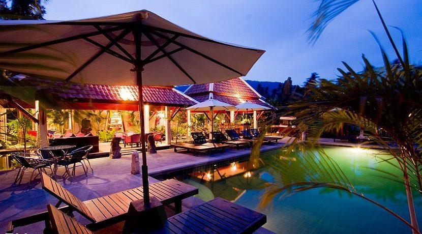 Villa à louer Bang Kao Koh Samui 018