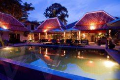 Villa à louer Bang Kao Koh Samui 019