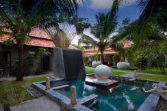 Villa à louer Bang Kao Koh Samui 022