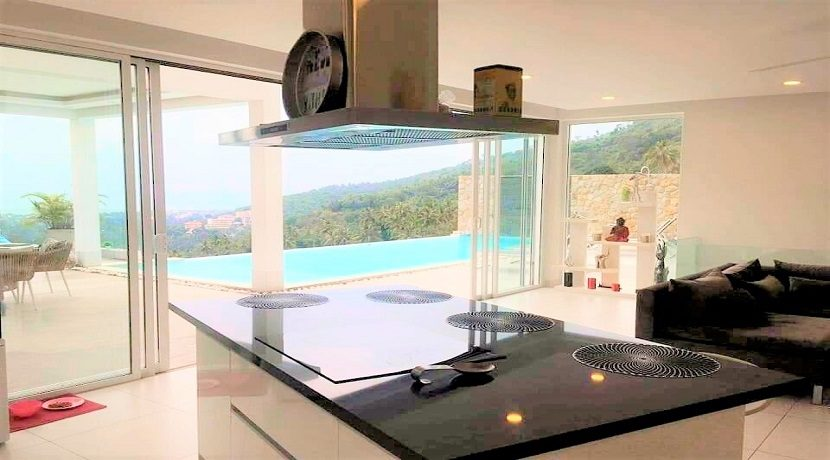 Villa à vendre à Chaweng Koh Samui 019b
