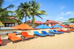 A louer Resort en bord de mer Maenam Koh Samui 01