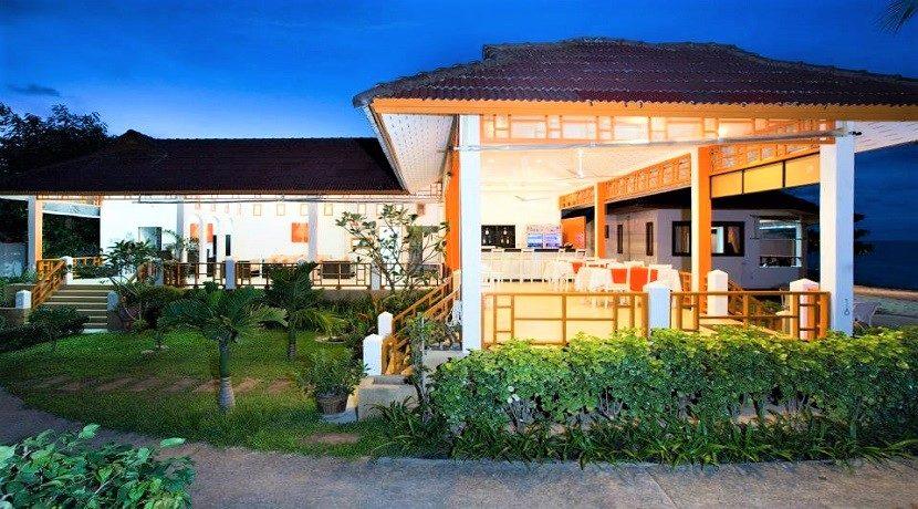 A louer Resort en bord de mer Maenam Koh Samui 011