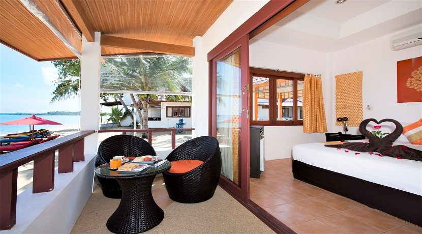 A louer Resort en bord de mer Maenam Koh Samui 014