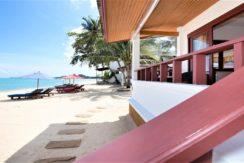 A louer Resort en bord de mer Maenam Koh Samui 015