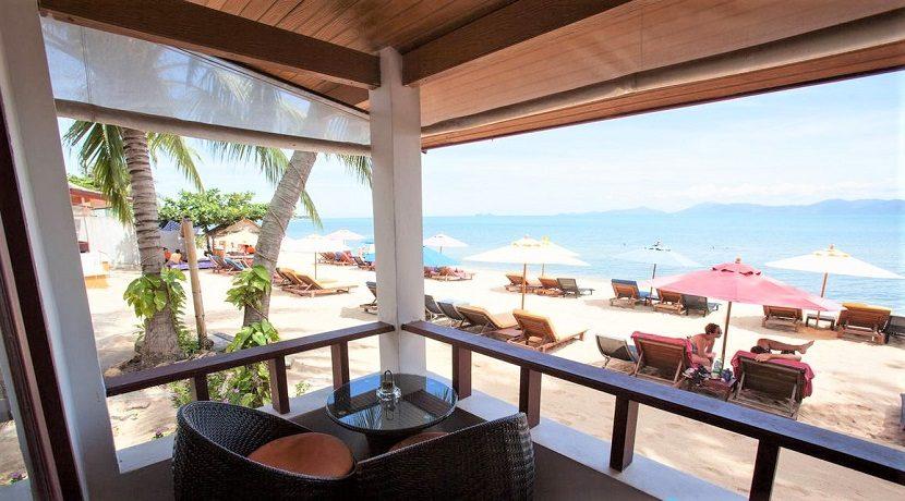 A louer Resort en bord de mer Maenam Koh Samui 016