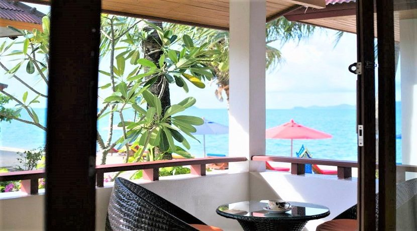 A louer Resort en bord de mer Maenam Koh Samui 017