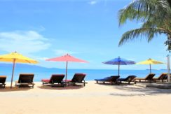 A louer Resort en bord de mer Maenam Koh Samui 02