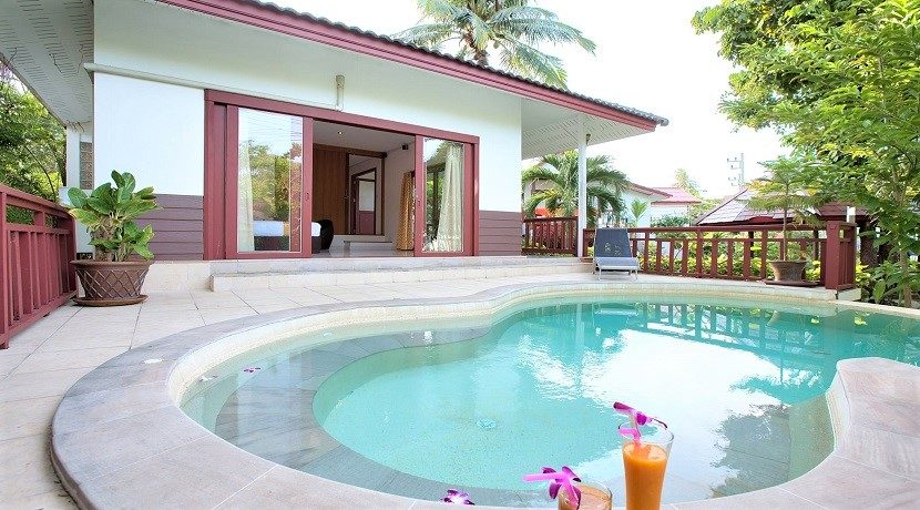 A louer Resort en bord de mer Maenam Koh Samui 027